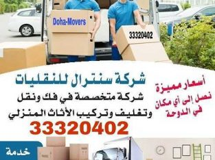 Movers packers furniture transport