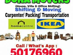 moving shifting and service
