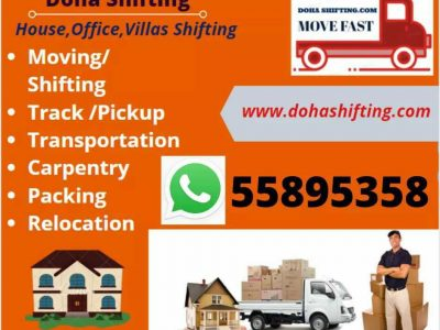 doha Qatar moving shifting