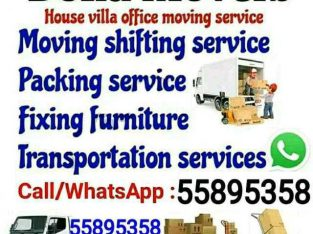 Qatar doha moving shifting