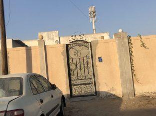 بيت شعبي للبيع في معيذر مساحة 1055