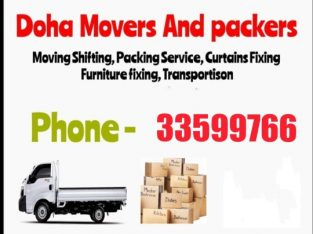 Doha shifting moving Carpenter available