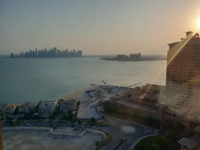 فرصة رائعة للاستثمار في اجمل مناطق قطر ( اللؤلؤة)