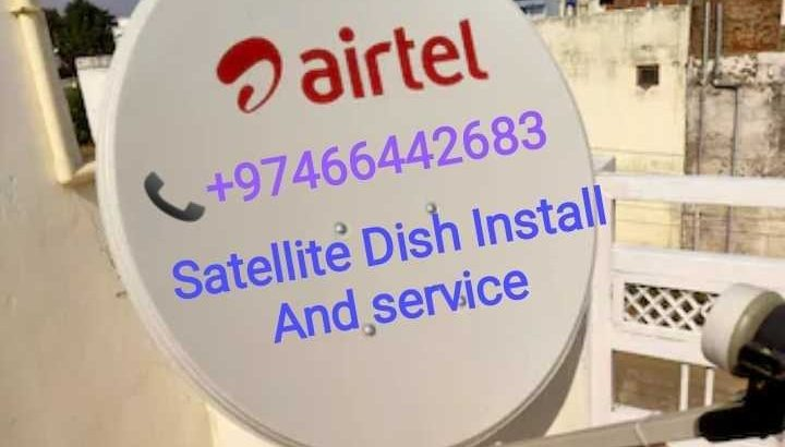 Satellite Dish Antenna Installation And Service