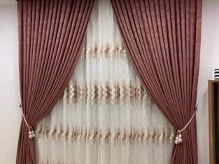 Doha Curtain shop ' we make new curtain With fixing
